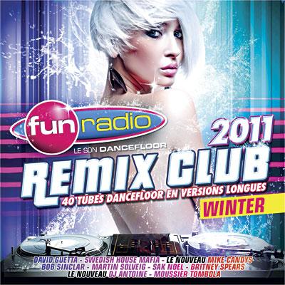 Fun Radio - Fun Remix Club Winter 2011