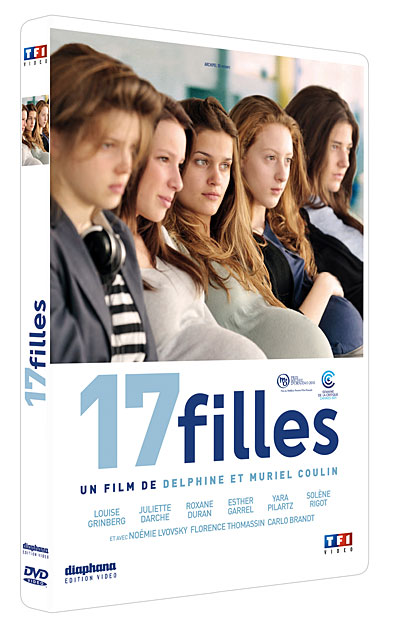 17 filles [DVDR] PAL [FRENCH]