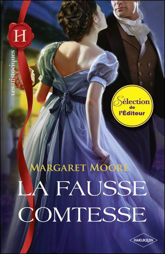 comtesse - Tome 1 : La fausse comtesse de Margaret Moore 9782280244039