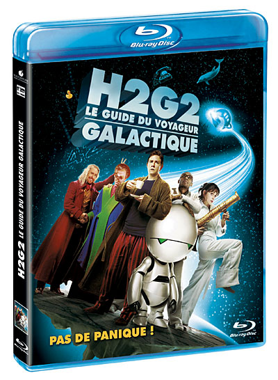 [MULTi] H2G2 : le guide du voyageur galactique [HDRip 720p] [FRENCH]