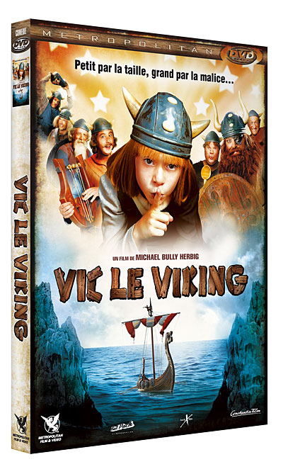 [MULTI] Vic le Viking [DVDr] [PAL]