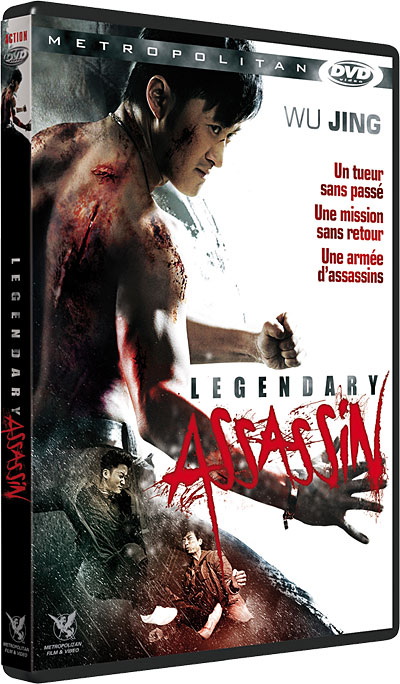 Legendary assassin | Multi | DVDRiP | Lien Rapide