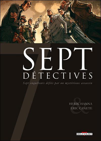 7 sept<br /> Sept détectives