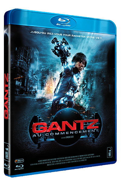 [MULTI] Gantz, au commencement 2010 STV  [BluRay1080p]