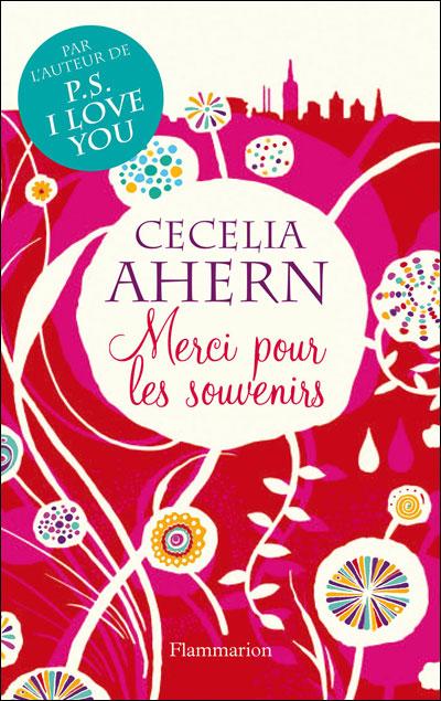 Ahern Cécilia - Merci pour les souvenirs 9782081237469