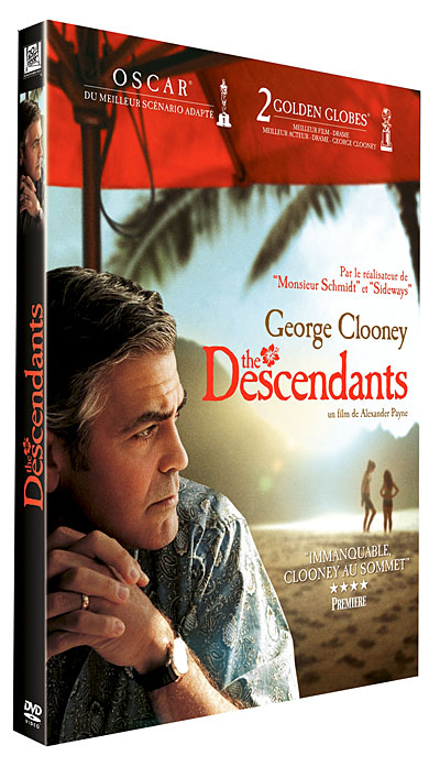 The Descendants 2011 [MULTI] [PAL] [DVD-R]