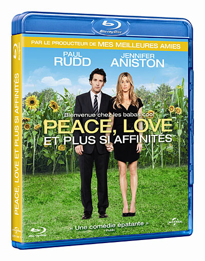 Peace, Love et plus si affinités 2011 FRENCH [BluRay 720p] [MULTI]