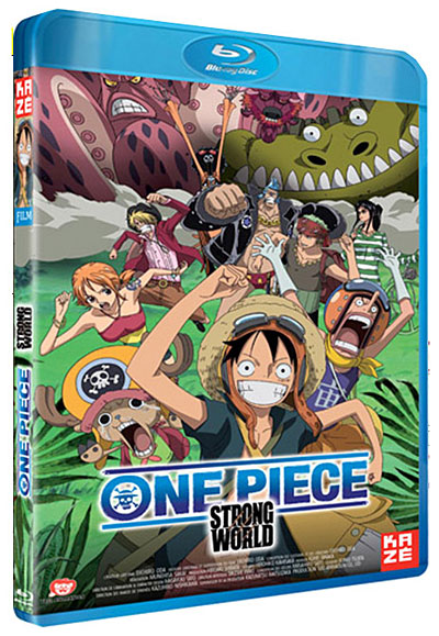 One Piece le Film [BluRay 720p] [FRENCH] [FS]