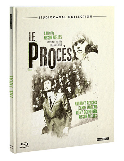 The Trial 1962 FRENCH [BluRay 720p] [MULTI]