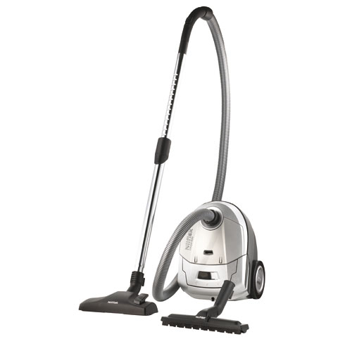 Nilfisk - 18450411 - Coup&eacute; N&eacute;o Parquet - Aspirateur Avec Sac