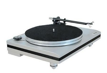 Thorens - TD 850 - Platine tourne disque - Argent
