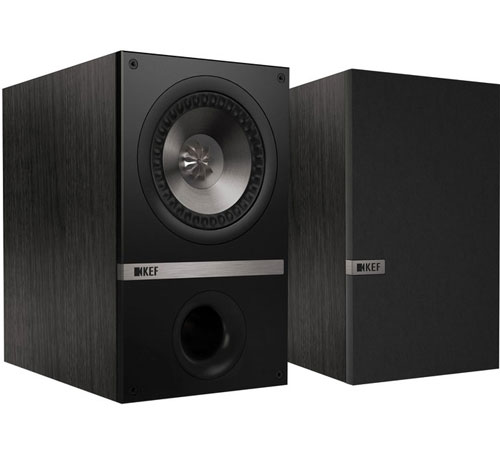 KEF Q100 noir par paire