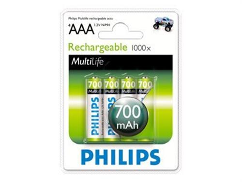MultiLife Pile AAA rechargeable nickel-métal-hydrure