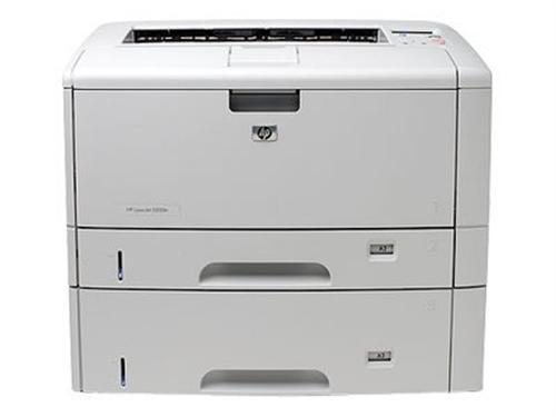 HP LaserJet 5200tn - Imprimante - N&B - laser - A3 - 1200 ppp x 1200 ppp - jusqu'à 35 ppm - capacité : 850 feuilles -