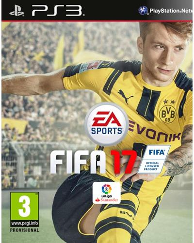 fifa 17 ps3 de playstation 3 en comprar. Black Bedroom Furniture Sets. Home Design Ideas