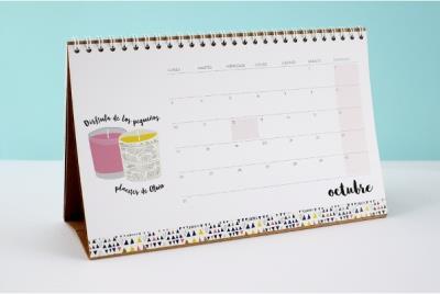 Calendario de mesa uo 2016 comprar libro en - Calendario de mesa ...