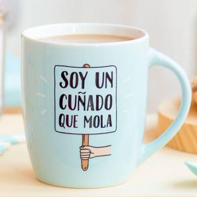 Taza mr wonderful soy un cu ado que mola comprar libro for Decoracion tazas mr wonderful