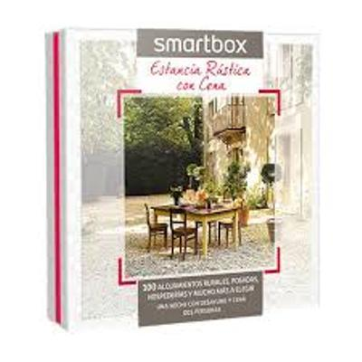 Smartbox estancia rustica