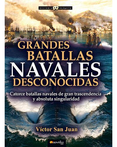 Nowtilus Grandes batallas navales desconocidas