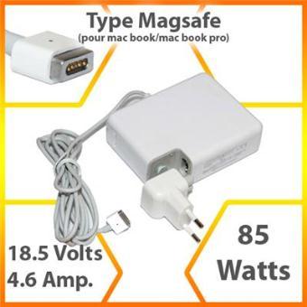 mp Chargeur d alimentation Adaptateur secteur COMPATIBLE APPLE MACBOOK PRO  et Pouces Embout Magsafe w