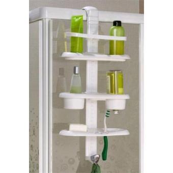 allibert serviteur de douche blanc achat prix fnac. Black Bedroom Furniture Sets. Home Design Ideas