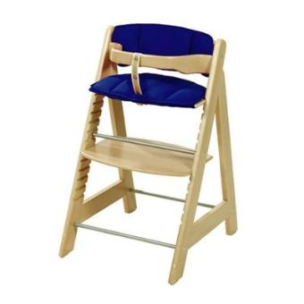 roba coussin de chaise haute bleu achat prix fnac. Black Bedroom Furniture Sets. Home Design Ideas