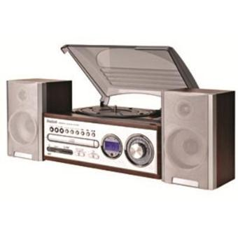 platine tourne disques 2 vitesses sd lecteur cd radio. Black Bedroom Furniture Sets. Home Design Ideas