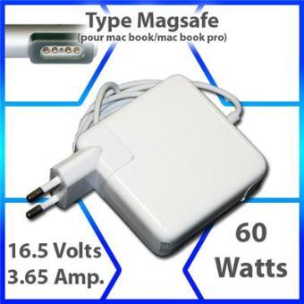 mp Chargeur compatible Apple Mac Book  Nouveau modele avec embout different w