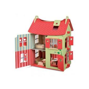 janod maison de poup e nature achat prix fnac. Black Bedroom Furniture Sets. Home Design Ideas