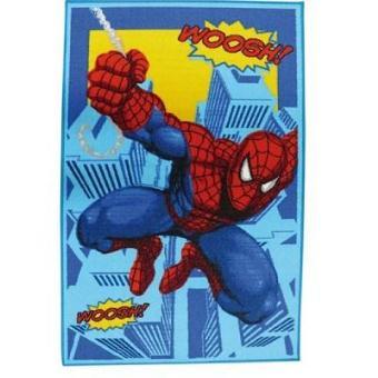 Fun House Tapis perspective Spiderman : 80 x 120 cm Fnac.com