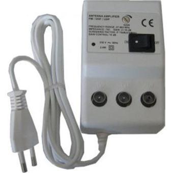 Amplificateur d 39 antenne 2 sorties fiches coaxiales achat - Prix antenne tv ...