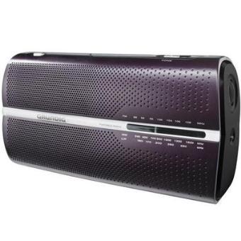 Radio FM GRUNDIG MUSIC50 VIOLET