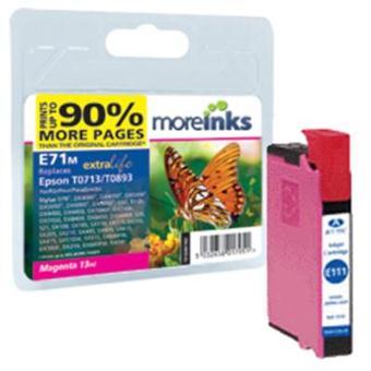 compatible de qualité magenta pour imprimante Epson Stylus DX400