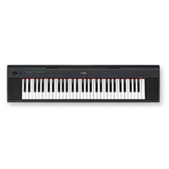 yamaha clavier arrangeur np11 top prix fnac. Black Bedroom Furniture Sets. Home Design Ideas