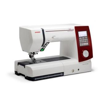 Janome horizon 7700 qcp machine coudre et quilter for Machine a coudre fnac