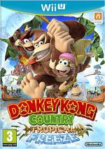 Donkey Kong Country Tropical Freeze Wii U - Nintendo Wii U