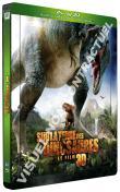 Photo : Sur la terre des dinosaures, le Film 3D Combo Blu-Ray 3D + DVD