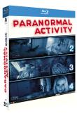 Paranormal Activity 2/3/4 (Blu-Ray)