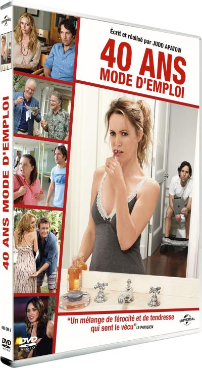 40 ans : mode d'emploi | Multi | 1CD | TrueFrench | DVDRiP | 2012