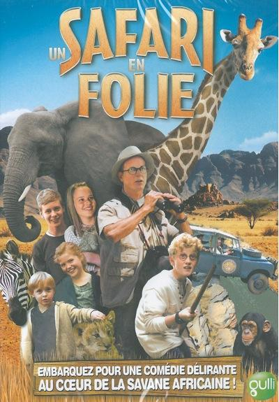Un safari en folie ! | Multi | 1CD | DVDRiP | 2013  | Lien Rapide
