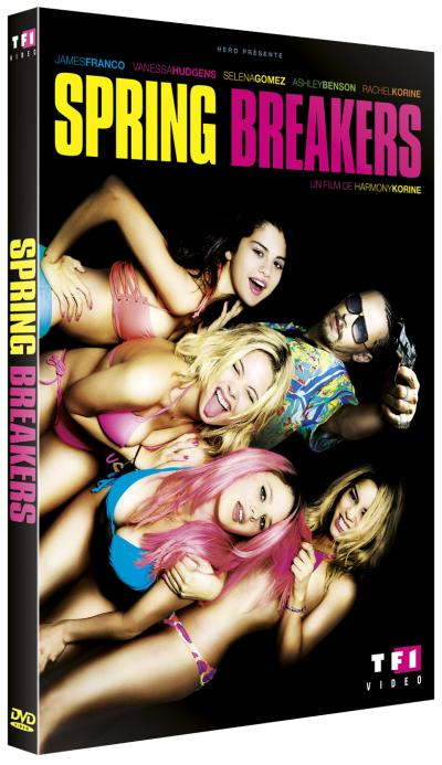 Spring Breakers | Multi | 1CD | DVDRiP | 2012