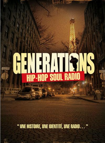 [Multi] Generations Hip Hop Soul Radio 4CD 2013