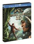Jack le chasseur de géants (Blu-ray 3D) - Combo Blu-ray 3D + Blu-ray + Copie digitale (Blu-Ray)