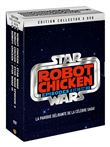 affiche robot chicken star wars