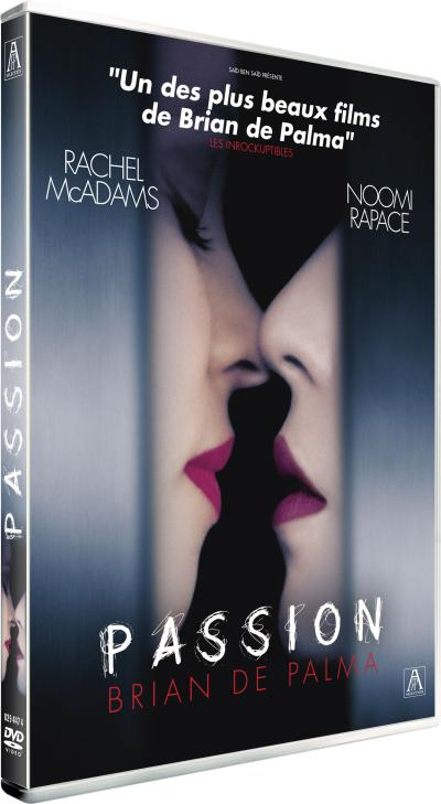 Passion | Multi | DVD-R | 2012