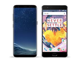 Smartphones à partir de 135€