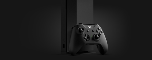 Nouveau : Xbox One X