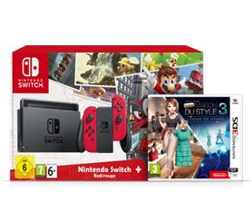 Les  sorties Nintendo