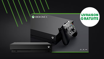 Précommande : Xbox One X