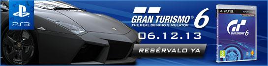 Reserva ya Gran Turismo 6 en Fnac
